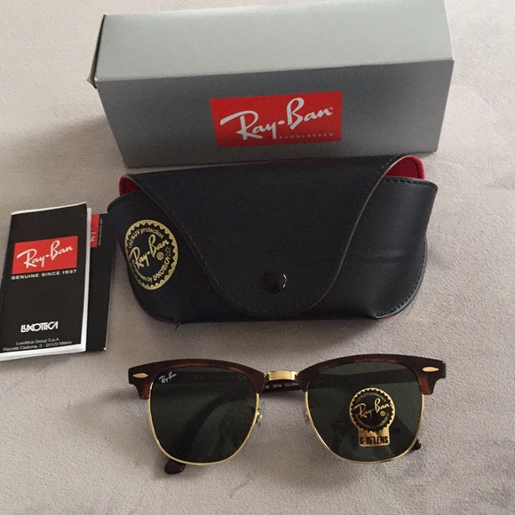 0173414b315 Ray-Ban clubmaster new